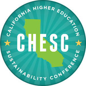 CHESC - California Higher Education Sustainability Conference logo